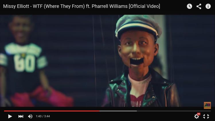 Pharrell the Puppet