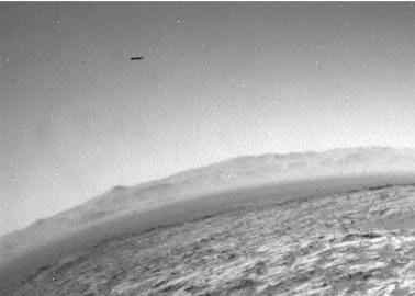 NASA Mars UFO