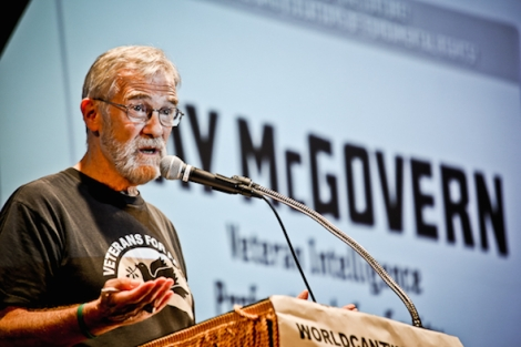 Ray McGovern: Faulty intelligence